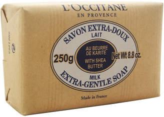 L'Occitane 8.8Oz Milk Shea Butter Extra Gentle Soap