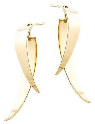 Women's Lana Jewelry Bond Double Dagger Stud Earrings $825 thestylecure.com