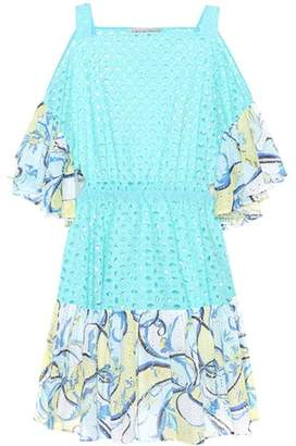 Emilio Pucci Beach Printed cotton cover-up