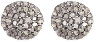 ADORNIA Sterling Silver Diamond Earrings - 0.30 CTW