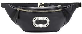 Roger Vivier Belty Viv' leather belt bag