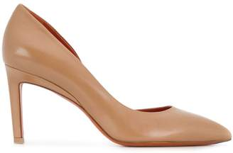 Santoni pointed toe pumps