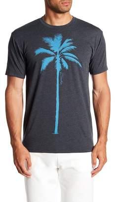 Kinetix Leader Palm Tree Print Tee