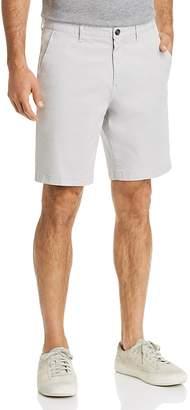Michael Kors Garment Dyed Stretch Cotton Shorts