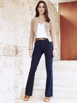 Jeanswest Prima Leyko High Waisted Slim Flare Jeans