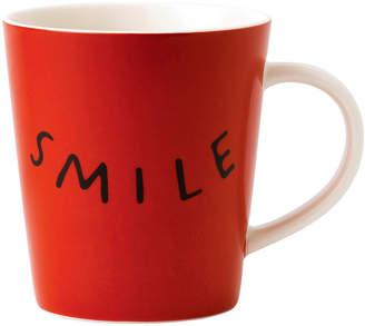 ED Ellen Degeneres Crafted by Royal Doulton Smile Mug