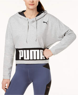 Puma dryCELL French Terry Logo Hoodie