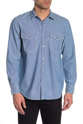 Diesel Dual Pocket Denim Shirt