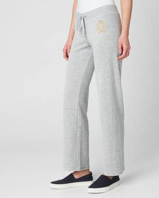 Juicy Couture Royal Juicy Crest Velour Mar Vista Pant