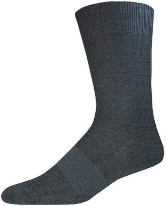 Dockers Men's 3-pack Textured Stretch Crew Socks