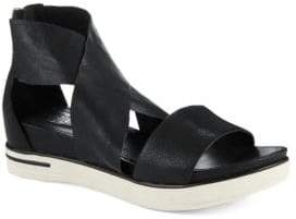 Eileen Fisher Sport Sandals $195 thestylecure.com