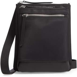 Lodis Los Angeles Zora Nylon & Leather Crossbody Bag