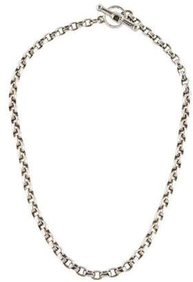 Kieselstein-Cord Oval Link Chain Necklace
