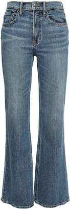 Vince High-rise Flared Jeans