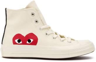 Comme des Garcons side logo sneakers
