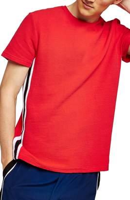 Topman Taping Classic Fit T-Shirt