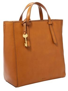 Fossil Camilla Convertible Small Backpack Handbags Tan