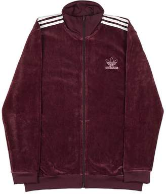 adidas Velour Bb Track Top