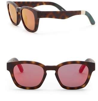 Toms 51mm Traveler Bowery Sunglasses