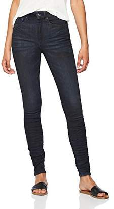 G Star Women's 3301 Ultra High Wmn New Skinny Jeans,W32/L32
