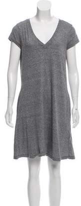 Current/Elliott Trapeze Mini Dress