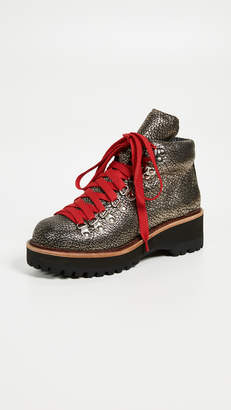 Jeffrey Campbell Explorer Wedge Hiking Booties