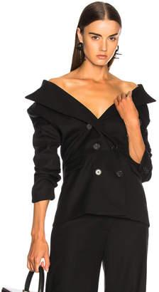 Monse for FWRD Tuxedo Wool Jacket