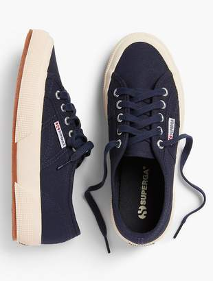 Talbots Superga® Lace-Up Sneakers
