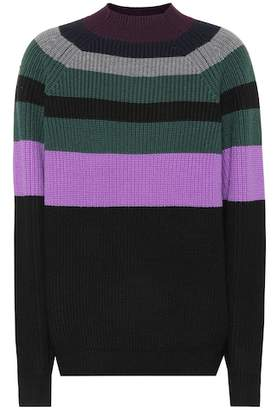 Victoria Beckham Victoria Striped wool sweater