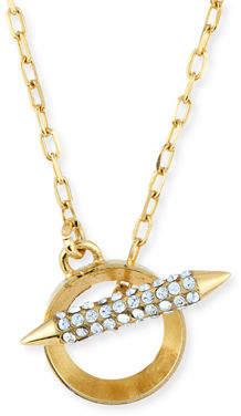 Neiman Marcus Cyn Mio Lariat Pendant Necklace
