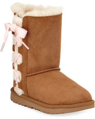 UGG Pala Bow Boot, Kid Sizes 13T-6Y
