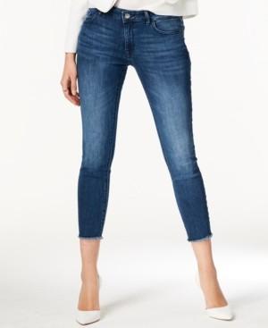 DL1961 Dl Florence Crop Mid Rise Instasculpt Skinny Jeans