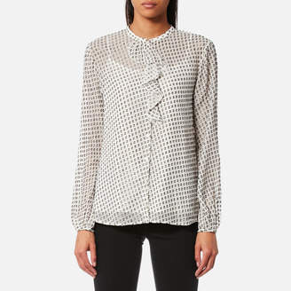 BOSS ORANGE Women's Casimiri Blouse