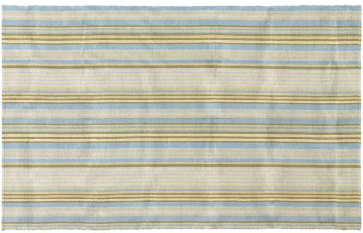 Couristan Couristan Bar Harbor Gelato Striped Reversible Cotton Rug