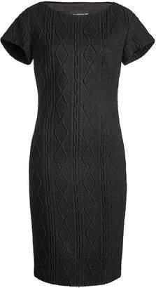 Moschino Knit Dress with Wool