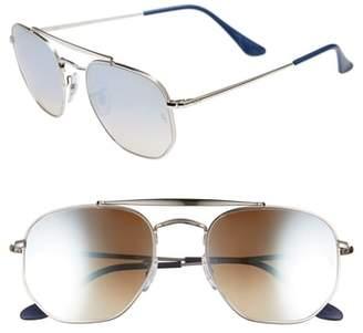 Ray-Ban Marshal 54mm Aviator Sunglasses