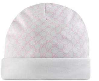 Gucci Baby GG pattern cotton hat