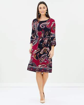 Sportscraft Caprice Paisley Dress