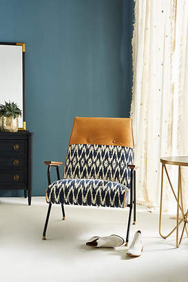 Anthropologie Ikat Quentin Chair