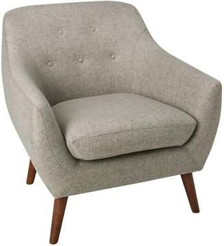 HomePop Monroe Modern Tufted Accent Chair