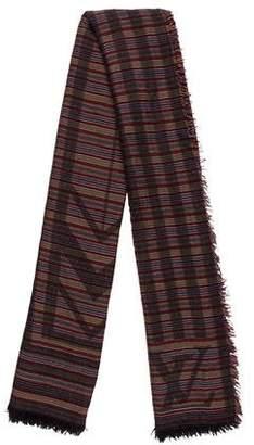 Louis Vuitton Wool Cashmere Karakoram Shawl