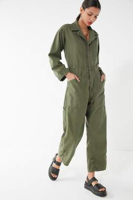 Urban Renewal Vintage Surplus Coverall Jumpsuit