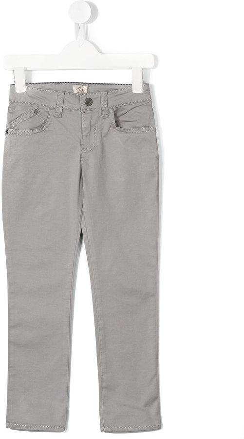 Armani JuniorArmani Junior classic regular length trousers
