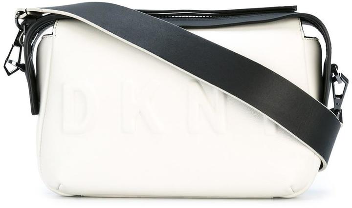 DKNYDKNY embossed logo crossbody bag