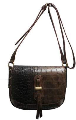 Sondra Roberts Vegan Leather Crossbody