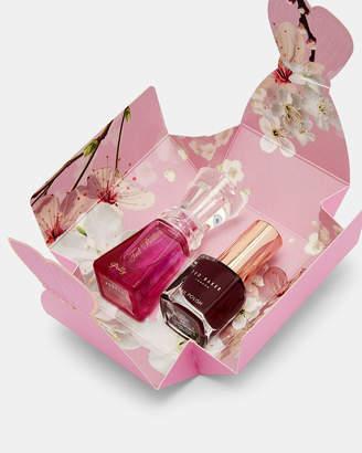 Ted Baker POLLYNA Polly fragrance and nail polish set