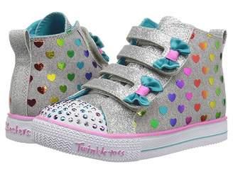 Skechers Twinkle Toes - Shuffle Lite 10992N Lights (Toddler/Little Kid)