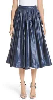 Calvin Klein Nylon Tent Skirt