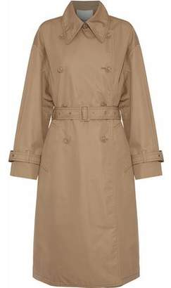 3.1 Phillip Lim Double-Breasted Cotton-Blend Gabardine Trench Coat