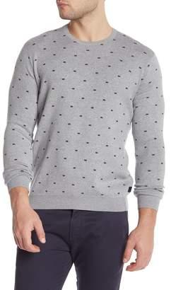 Tavik Micra Stripe Knit Sweater
